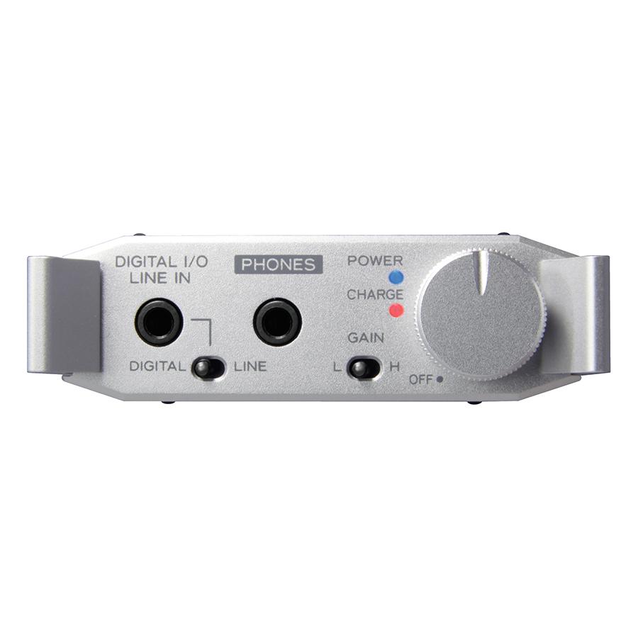 Amply Headphone TEAC HA-P90SD - Đen - Hàng Chính Hãng