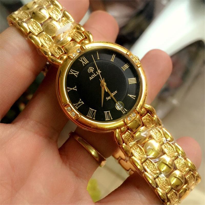 Đồng hồ nữ Aolix Luxury PODHNAL9027L