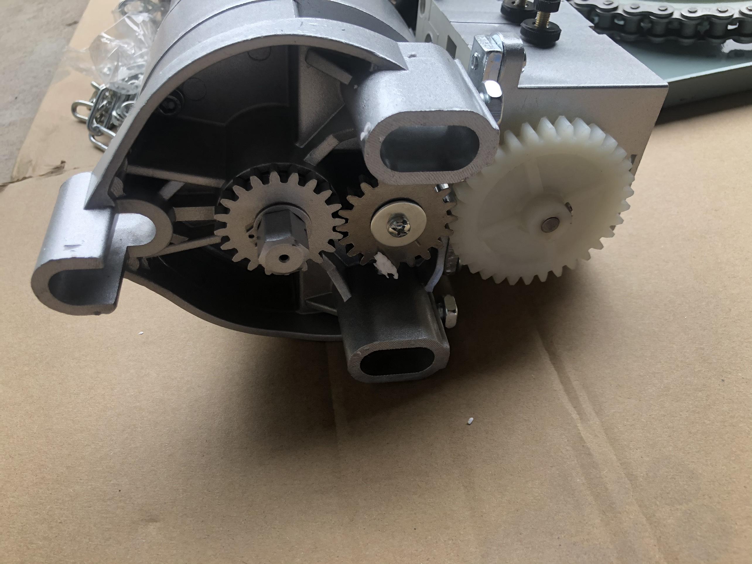 Motor cửa cuốn HT-400B đầy đủ bộ