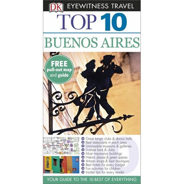 DK Eyewitness Top 10 Buenos Aires