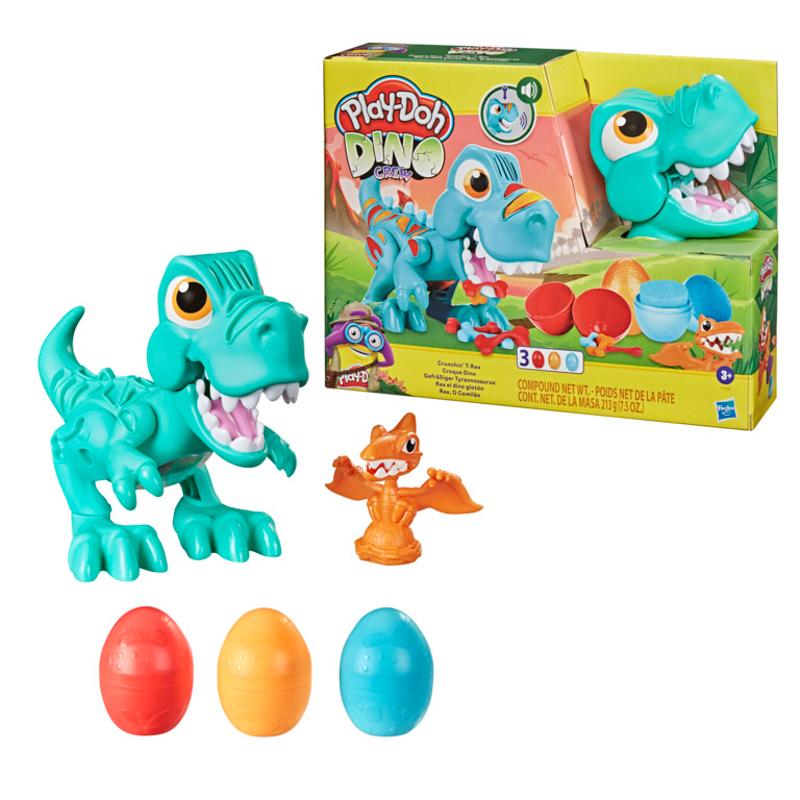 Đồ Chơi PLAYDOH Khủng Long T-Rex Và Quả Trứng Bí Ẩn F1504