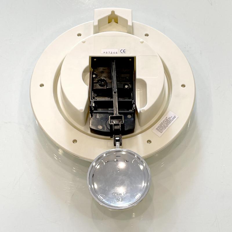 Đồng hồ treo tường Nhật Bản Rhythm 4MP726WS18 - Kt 23.0 x 29.8 x 6.1cm, 700g, sử dụng PIN.