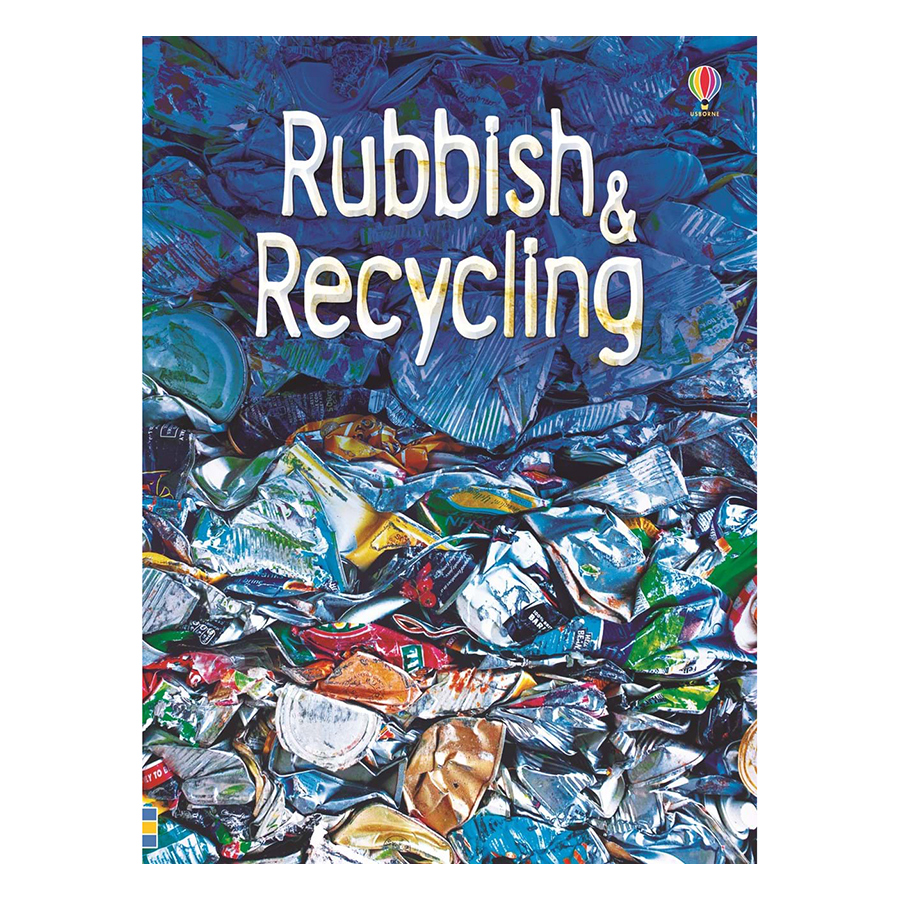 Usborne Rubbish and Recycling