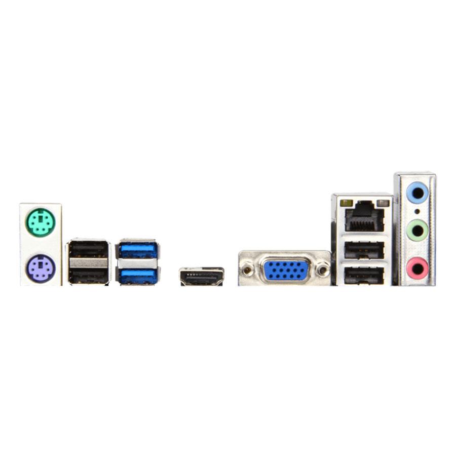 Bo Mạch Chủ Mainboard MSI H81M-E33 Socket 1150 - Hàng Chính Hãng