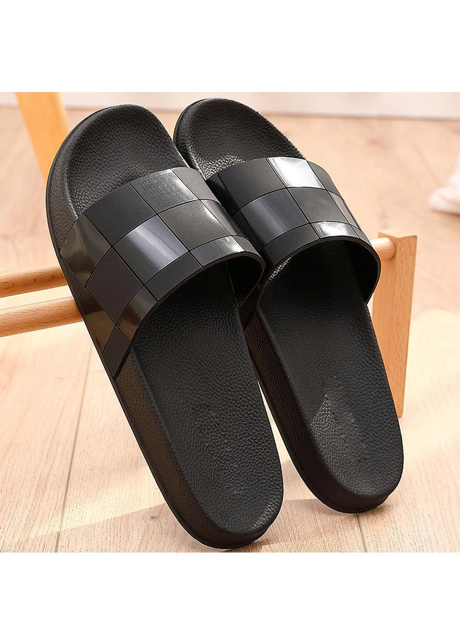 Dép lê quai ngang giày sandal nam big size cỡ lớn - DL009