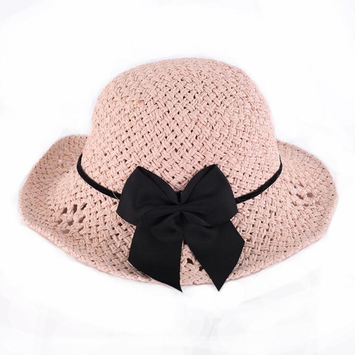 Mũ nón vành dễ thương cao cấp dành cho bé XTM-BB106 - Hồng