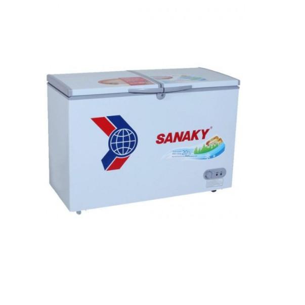Tủ Đông Dàn Đồng Sanaky VH-8699HY 1 Ngăn 2 Cánh (860L) - Hàng Chính Hãng