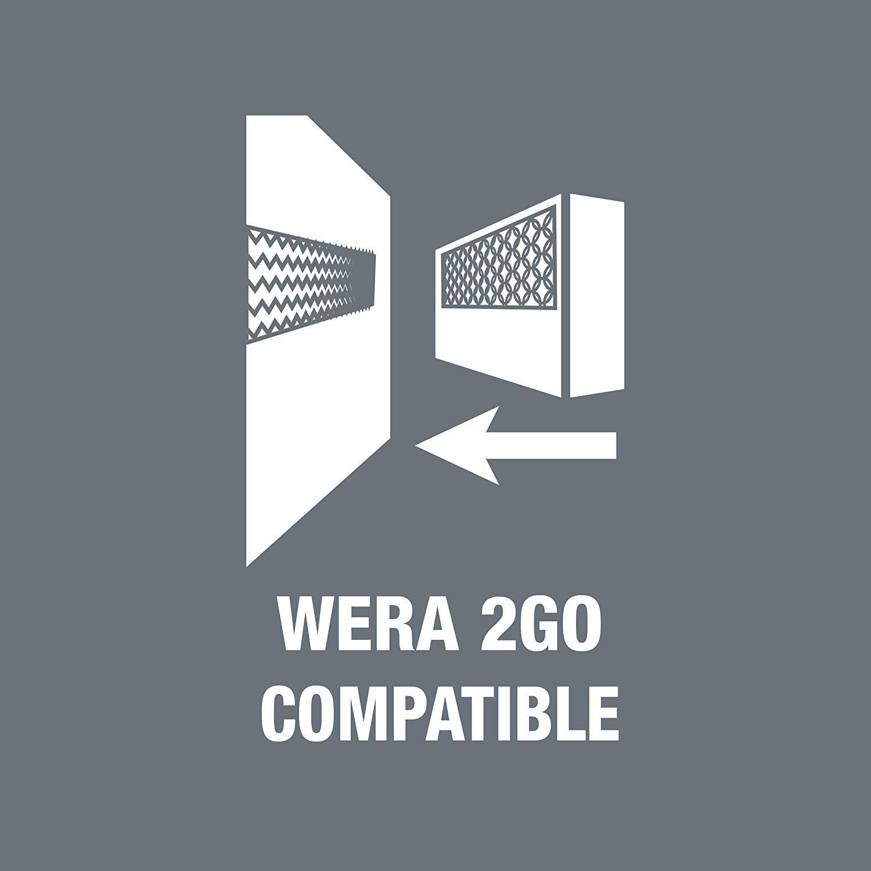 "Bộ đầu tuýp dài 1/2"" gồm 6 cái Belt C Deep 1 socket set Wera 05004565001"