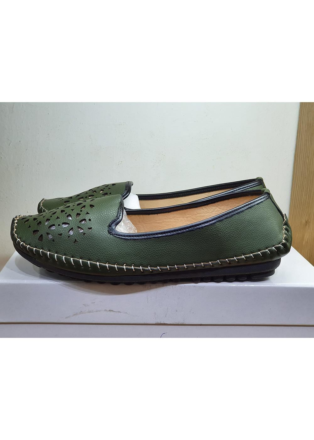 Giày lười nữ phong cách GLPT-135