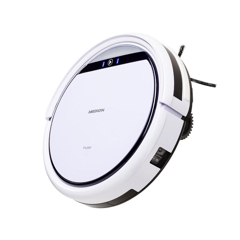 ROBOT HÚT BỤI MEDION MD19511 (phiên bản cao cấp của máy MD18500) - HÀNG NHẬP KHẨU