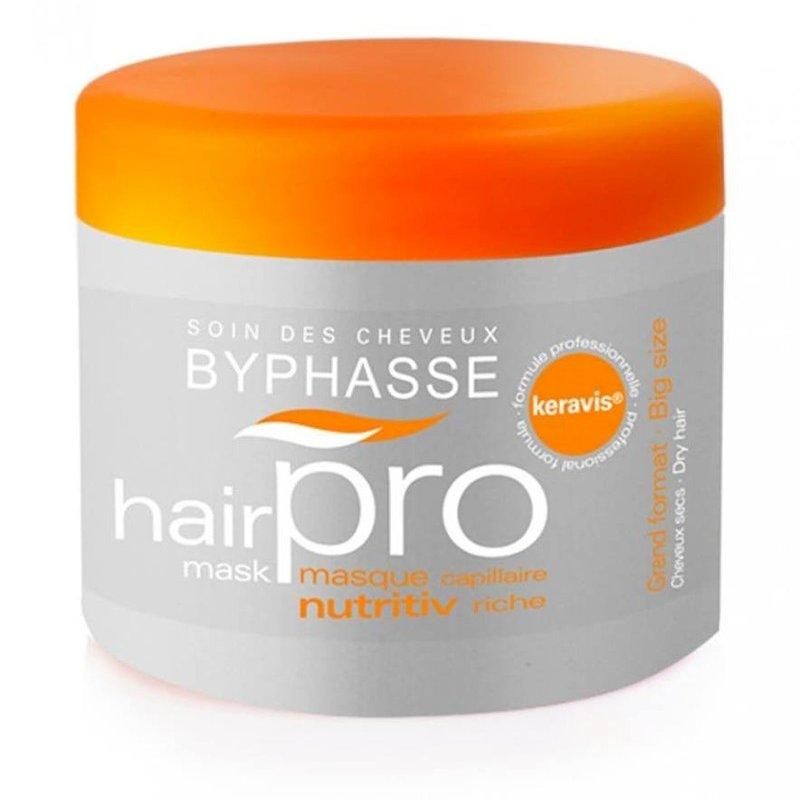 Kem ủ tóc hair pro Byphasse dành cho tóc khô 500ml