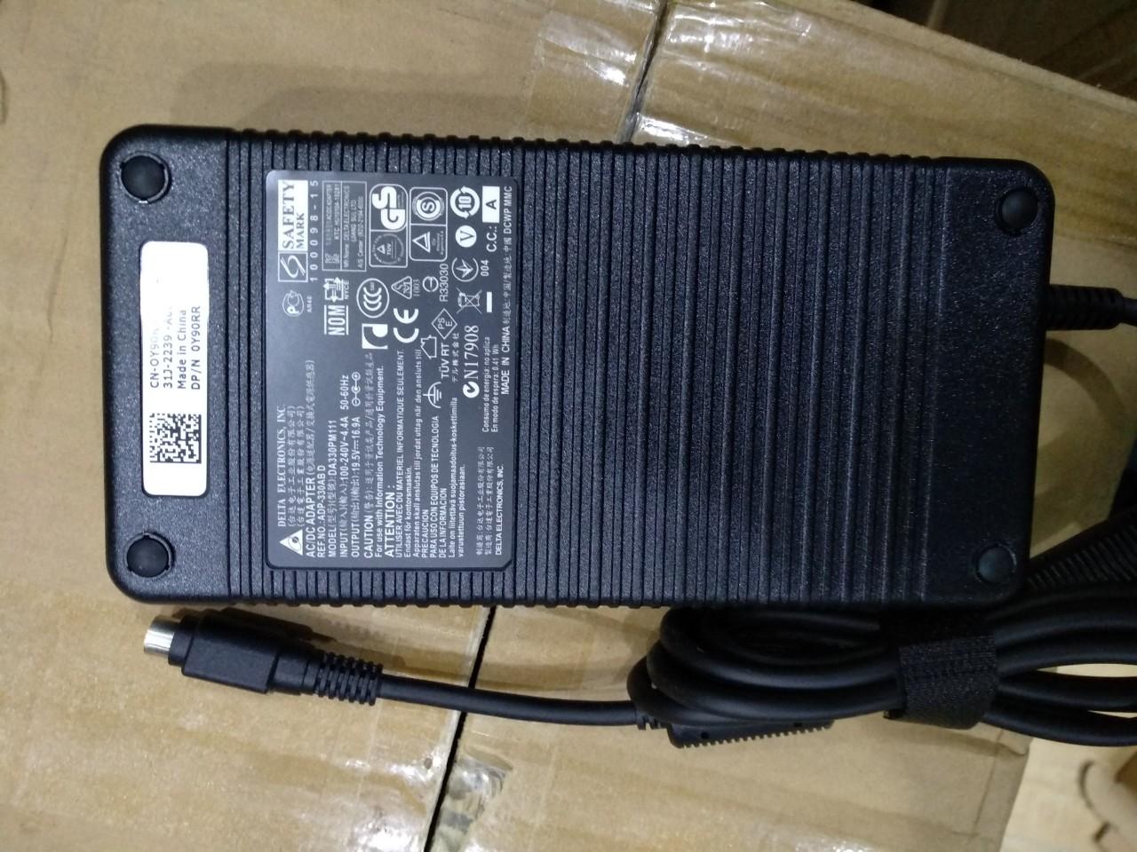 Sạc dành cho Laptop MSI GT82 GT83 - 330 Watt AC x 2