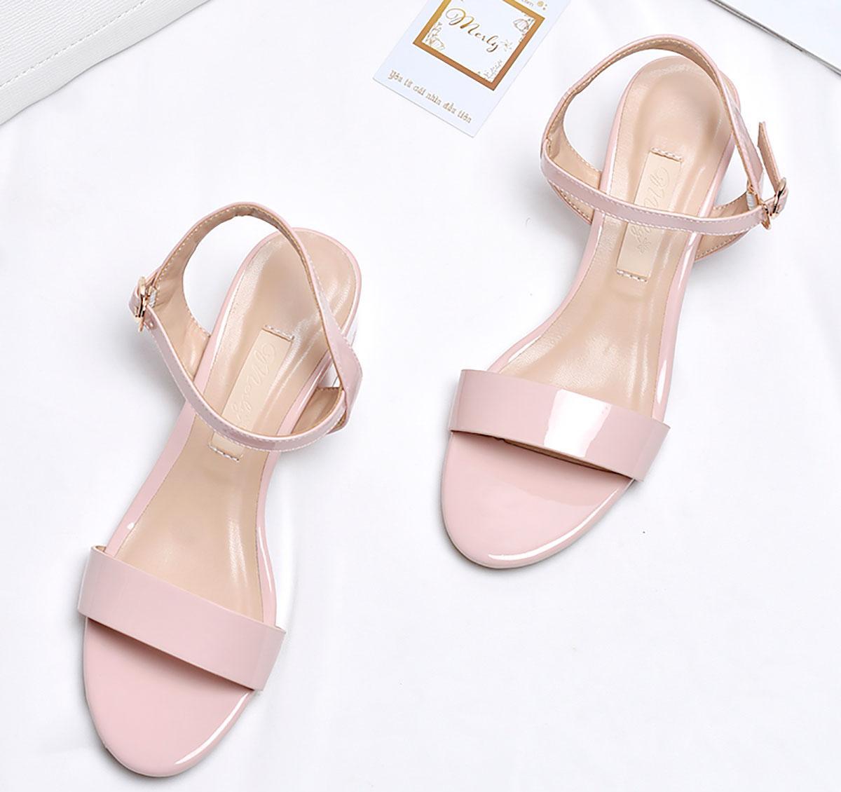 Giày sandal quai ngang Merly 1226
