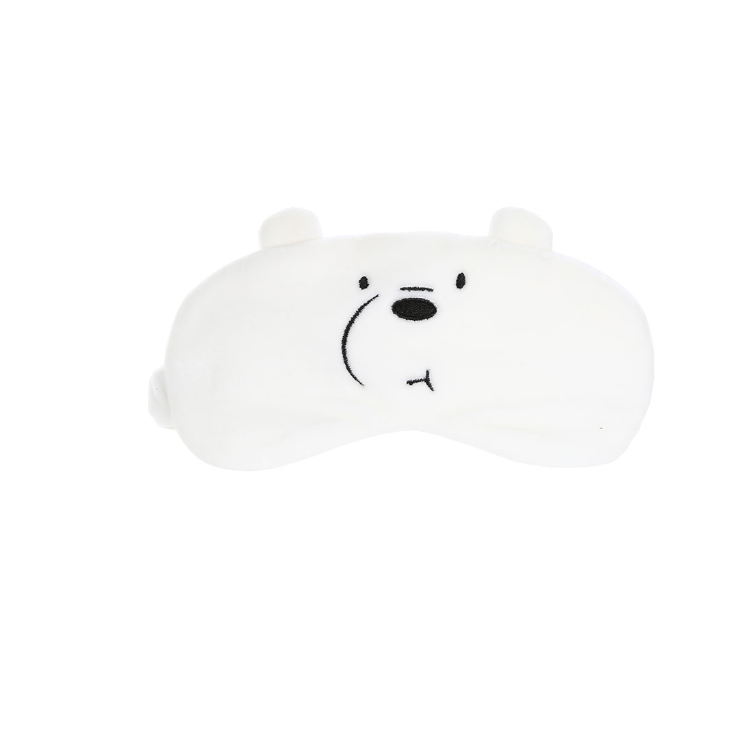 Gối chữ U Miniso hình gấu We Bare Bears U-shaped Neck Pillow - Hàng chính hãng