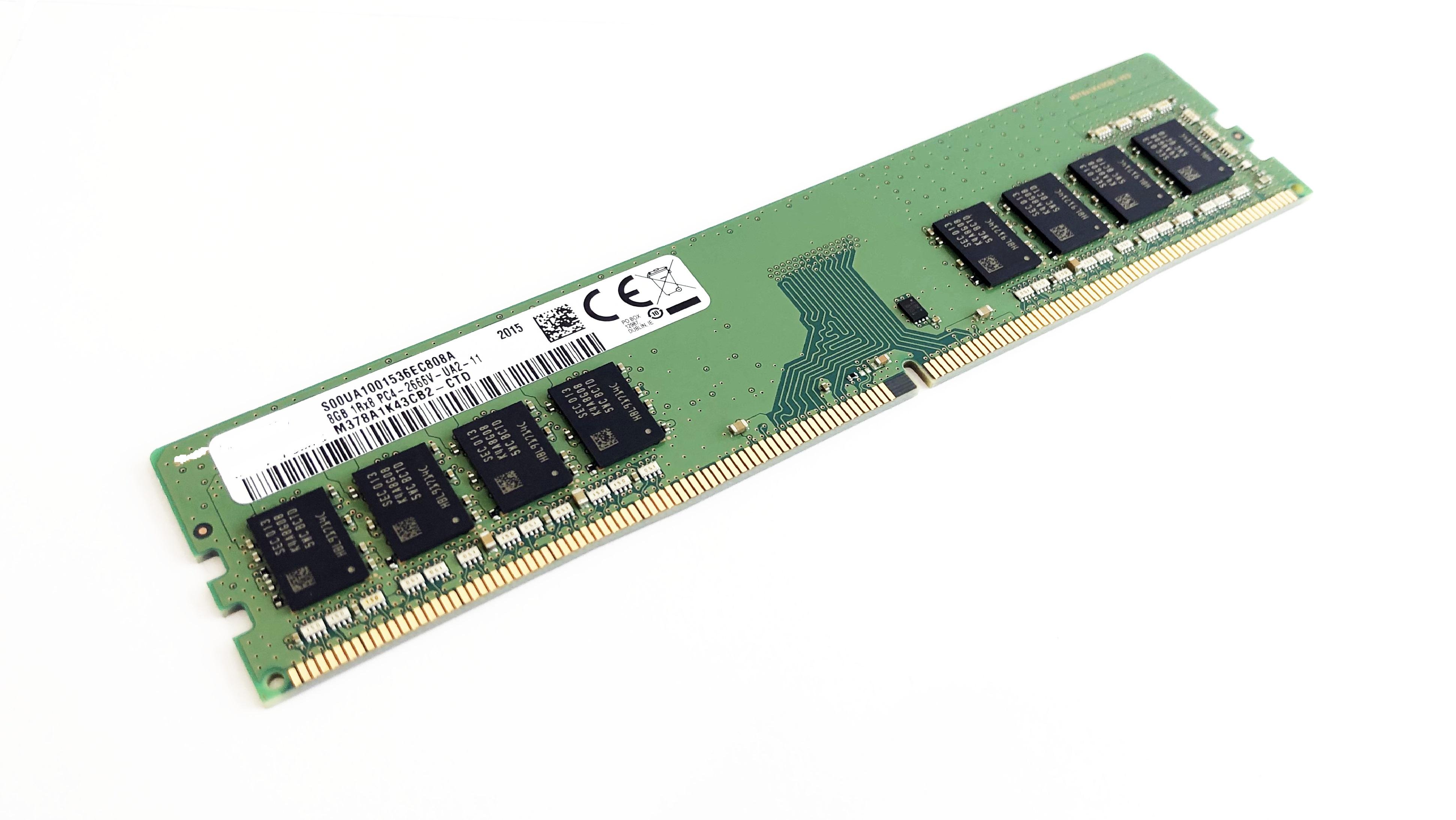 RAM máy tính BUS 2666MHZ UDIMM 8GB Nguyên tem dùng cho PC