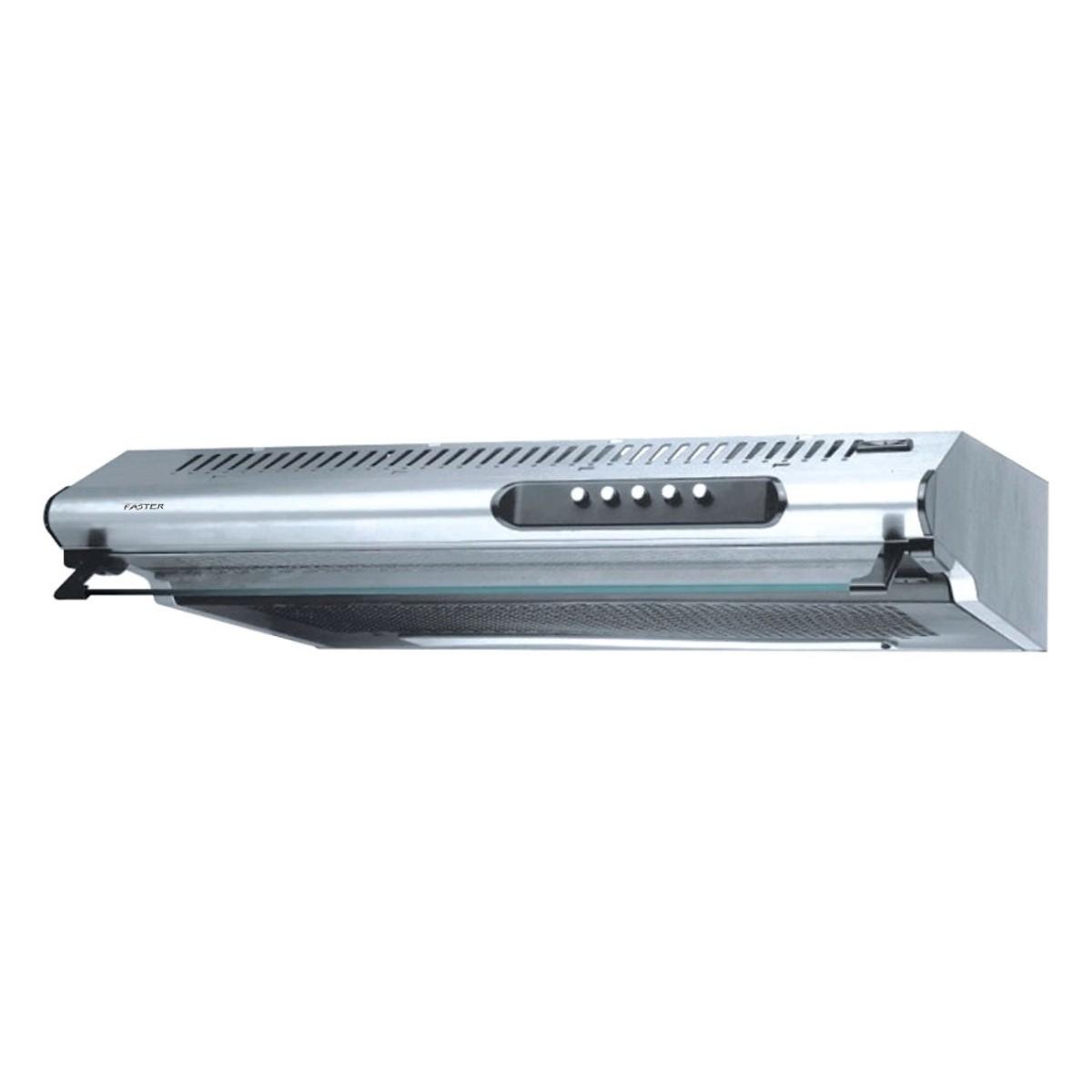 Máy Hút Khói Faster FS0870S (2 x 120W) - Hàng chính hãng