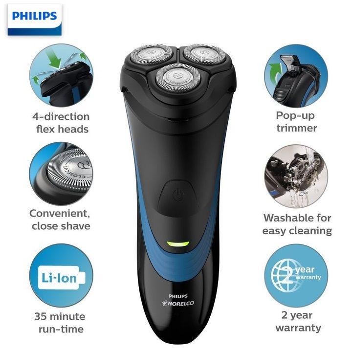 Máy cạo râu Philips Norelco S1560/81 Shaver 2100 - Hàng Chính Hãng