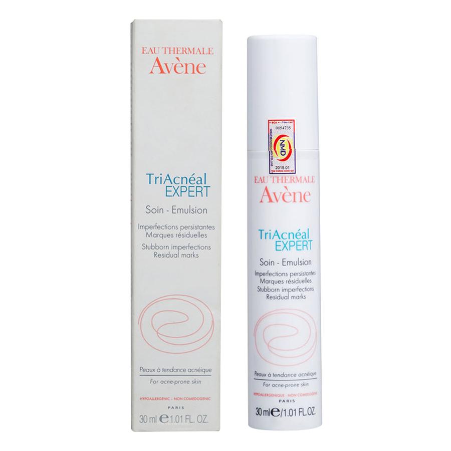 Kem Làm Giảm Mụn Trứng Cá Và Vết Thâm Eau Thermale Avene Triacneal Expert Emulsion 30ml - A1TEE1 - 100788439