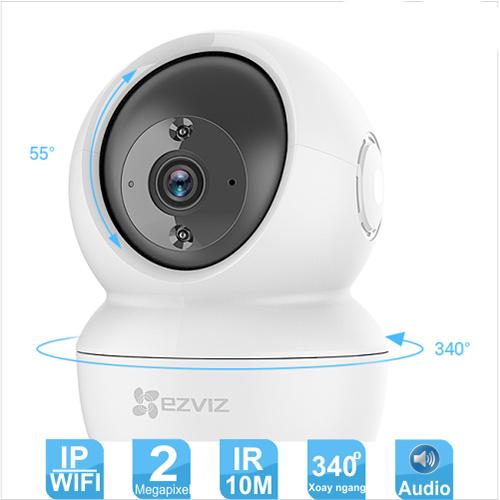 Camera IP Wifi Ezviz CS-CV246 1080P - Hàng Chính Hãng