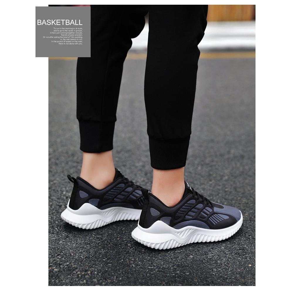 Giày nam, giày sneaker siêu nhẹ phiên bản mùa hè siêu thoáng khí - fullsize - 3 màu
