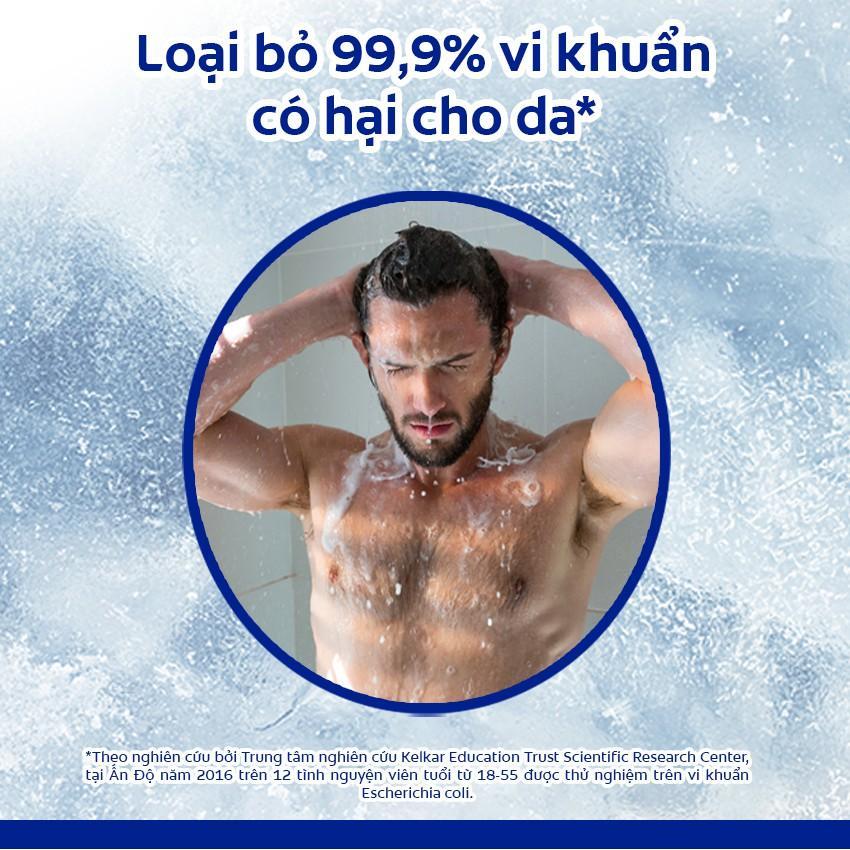 Sữa tắm diệt khuẩn Protex Sport dành cho nam giới 500ml/chai