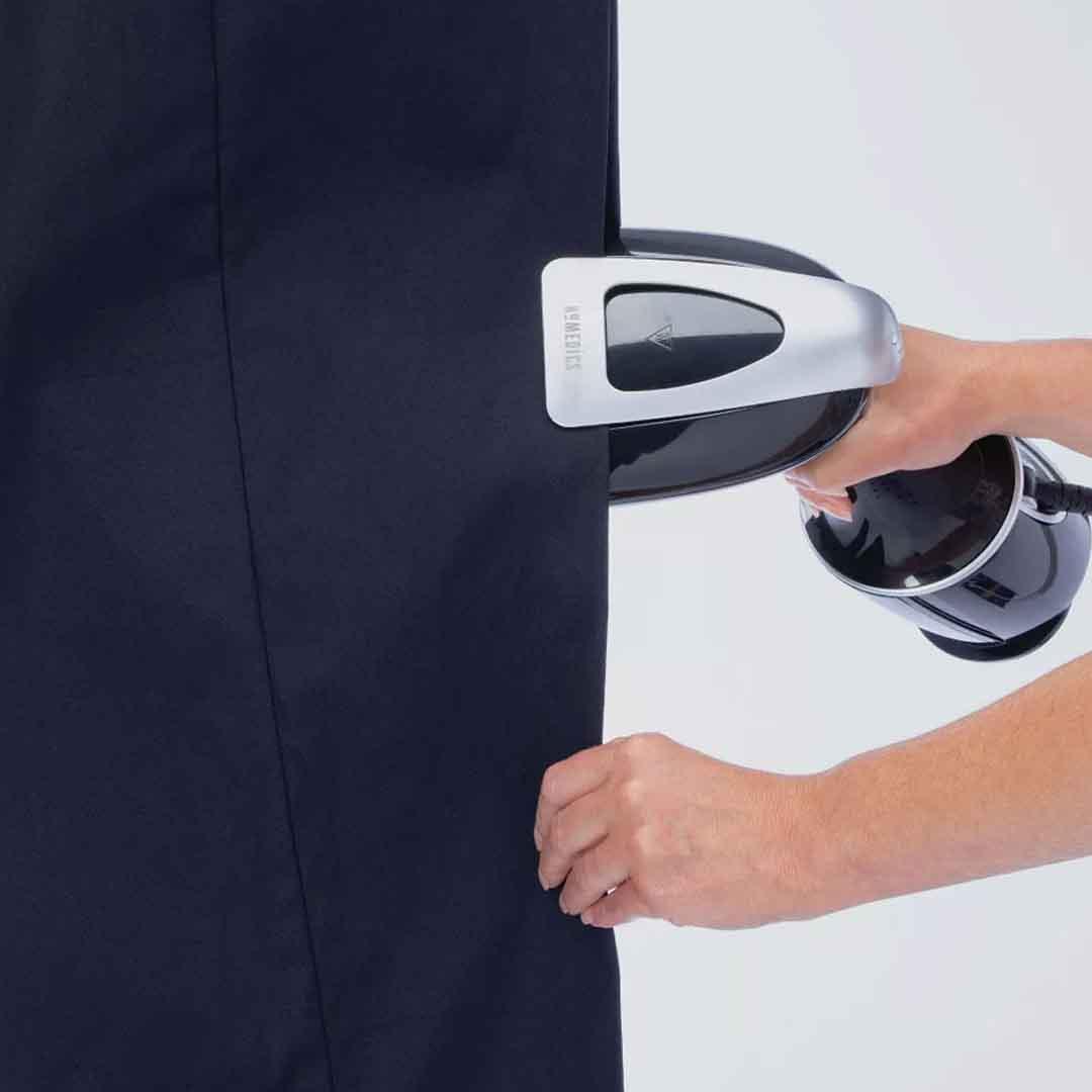 BÀN ỦI HƠI NƯỚC CẦM TAY HOMEDICS PS-HH50 Turbo -Hàng chính hãng