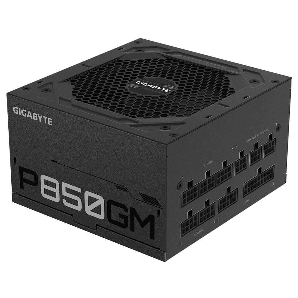 Nguồn máy tính GIGABYTE GP-P850GM 850W 80 PLUS  - Hàng Chính Hãng