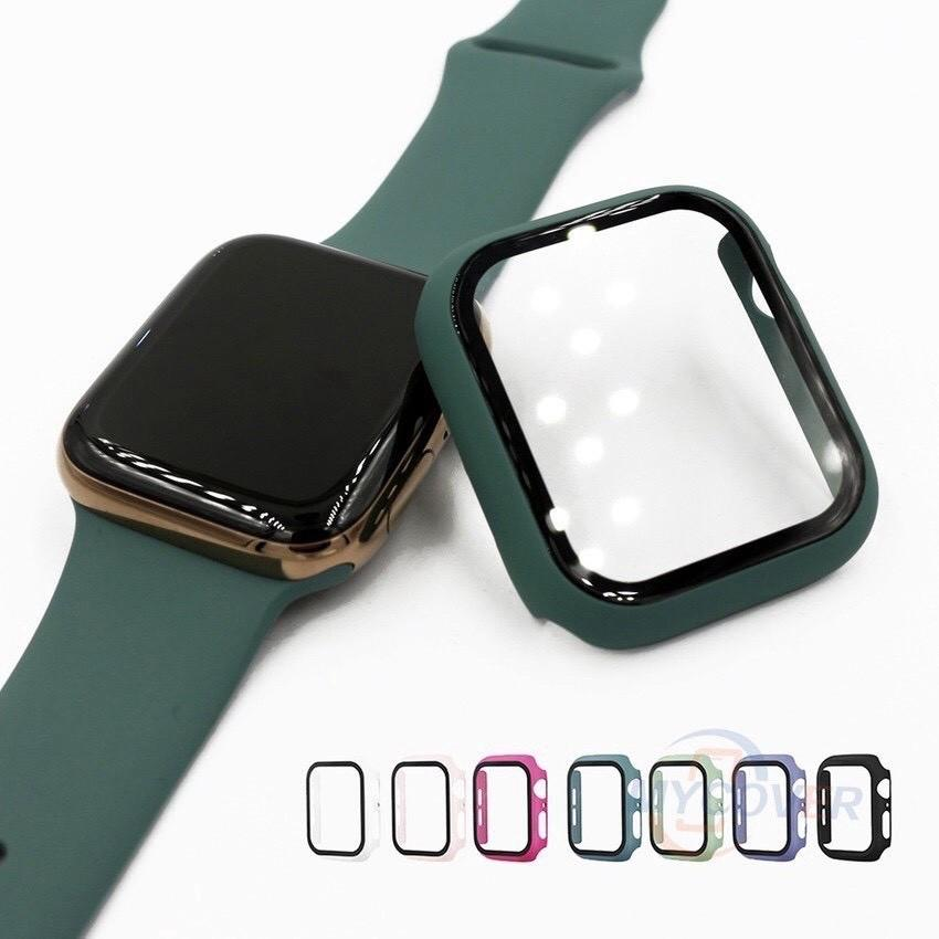 Kính cường lực bảo vệ mặt đồng hồ thông minh dành cho Apple Watch 38 40 42 mm Series 4 3