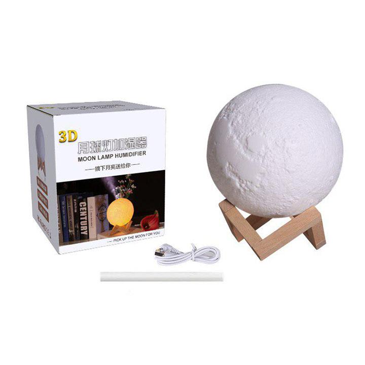Máy khuếch tán tinh dầu Mặt trăng 3D