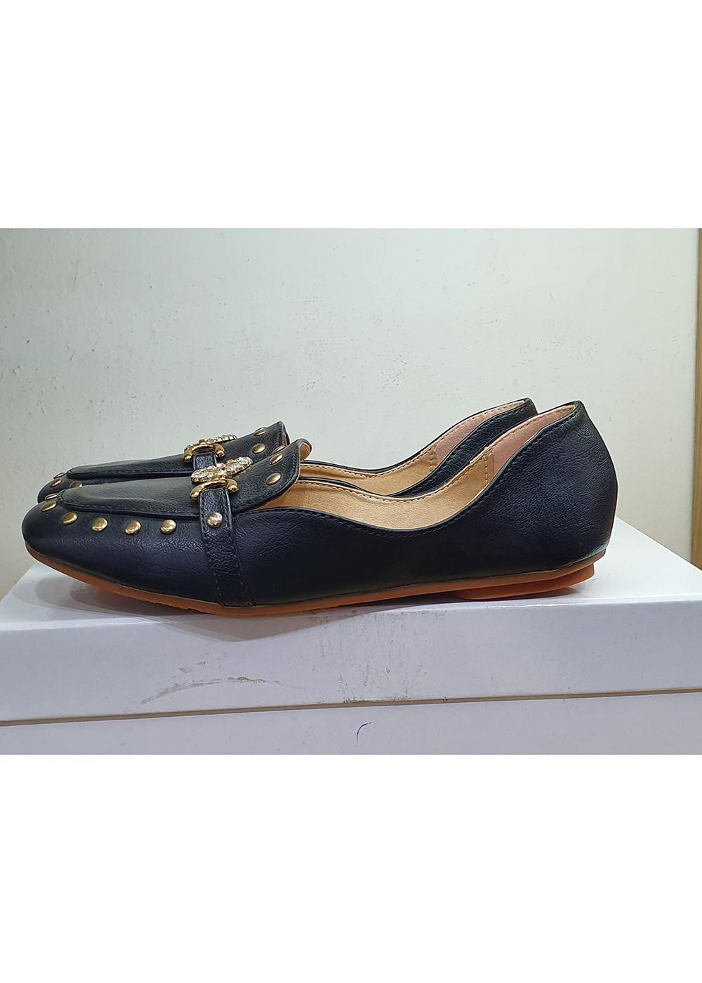 Giày lười nữ phong cách GLPT-147