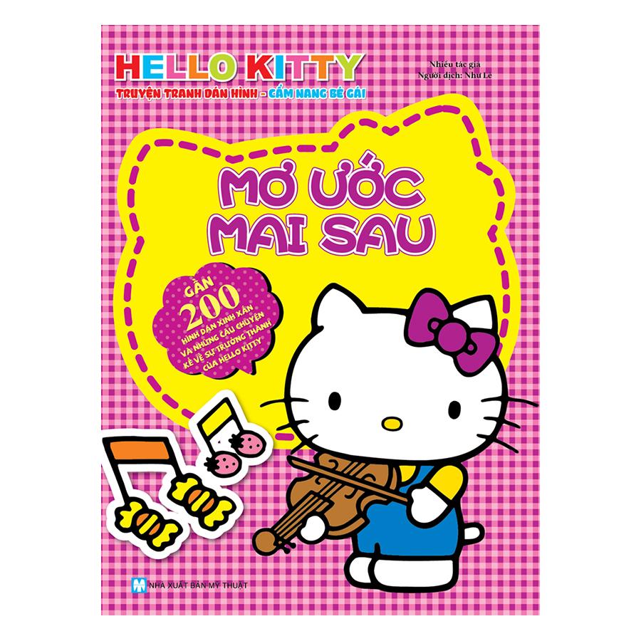 Hello Kitty - Mơ Ước Mai Sau (Dán Hình)
