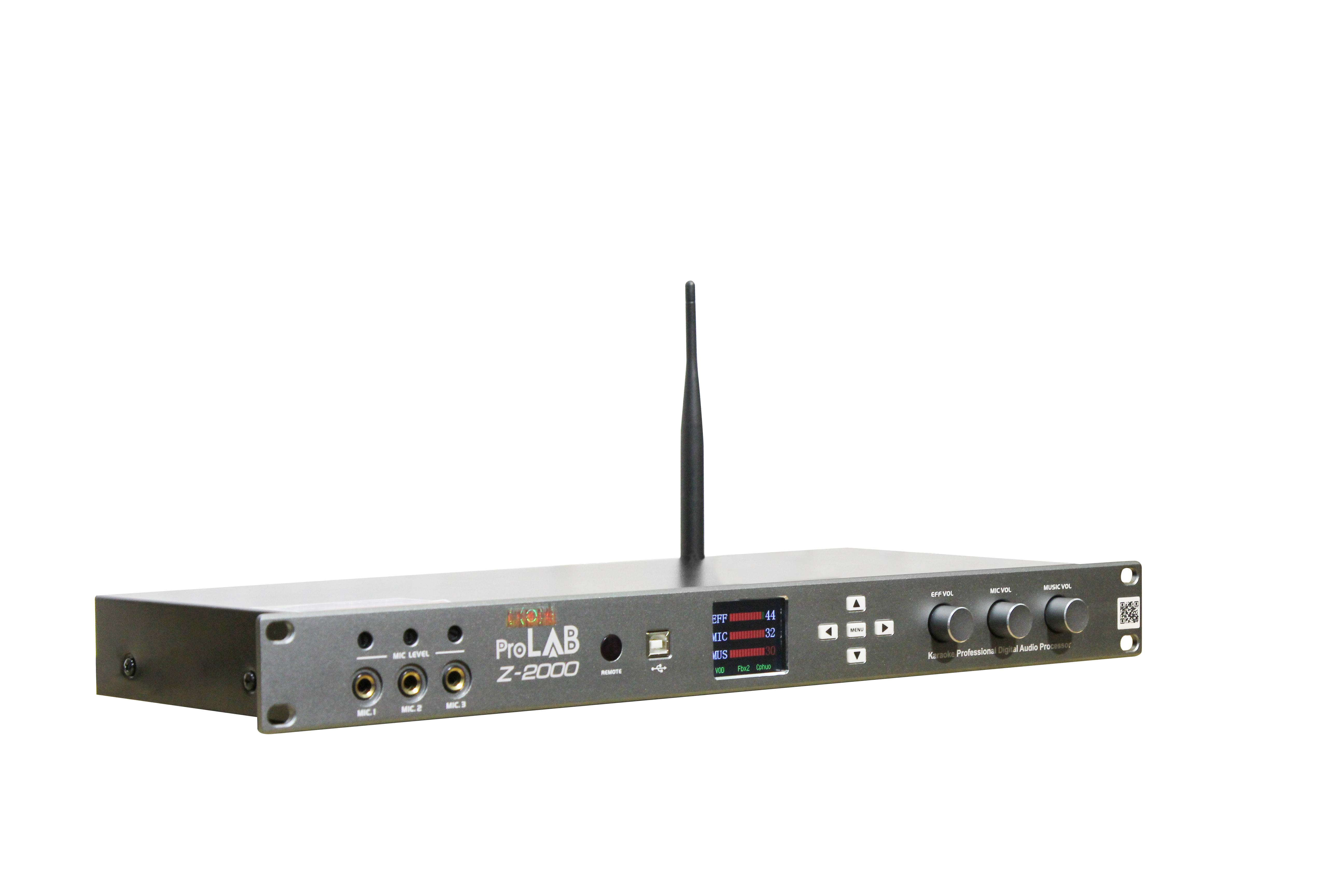 Vang số - Mixer ProLAB DSP-Z2000 | Hàng nhập khẩu