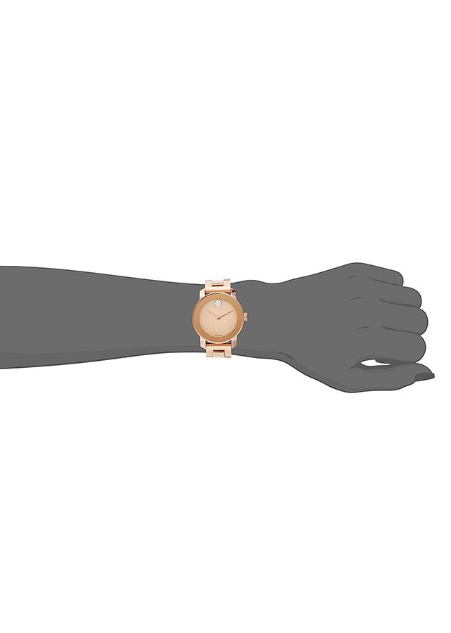 Đồng Hồ Nữ Dây Kim Loại Movado 3600335 (36mm) - Vàng Đồng
