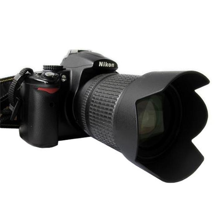 Hood Dành Cho Nikon HB-32 (18-70,18-135,18-140) - Hàng Nhập Khẩu