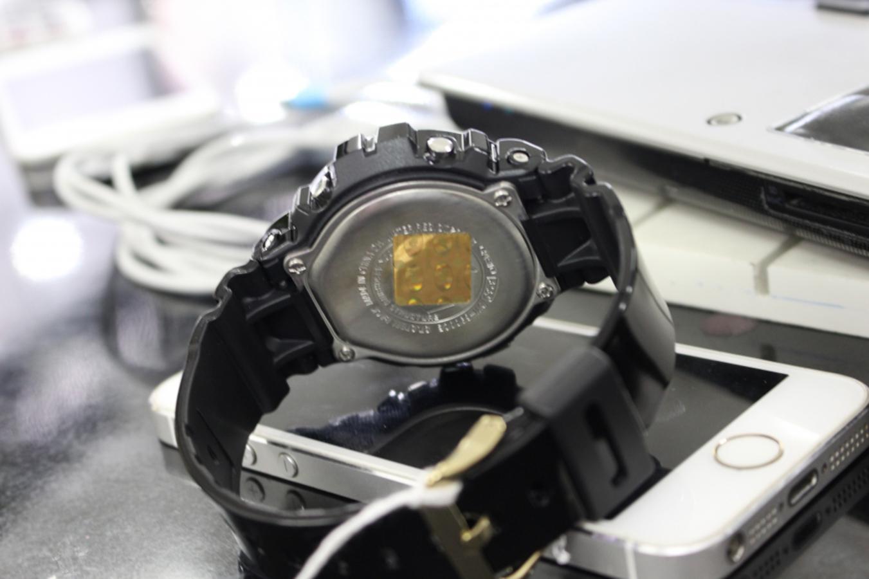 Đồng hồ nam dây nhựa Casio G-SHOCK DW-6900CB-1DS