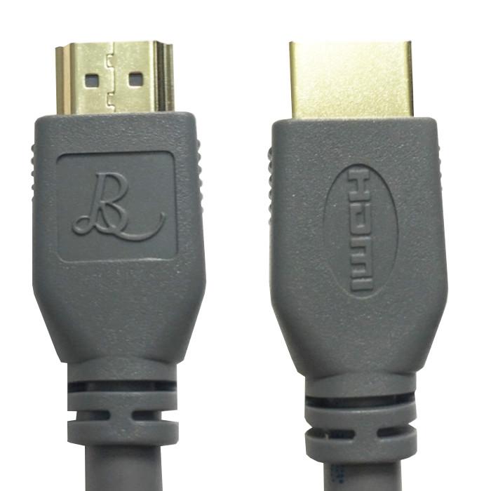 Dây cáp HDMI Romywell Thái Lan chuẩn 4K 5.0m màu xám-Hàng nhập khẩu