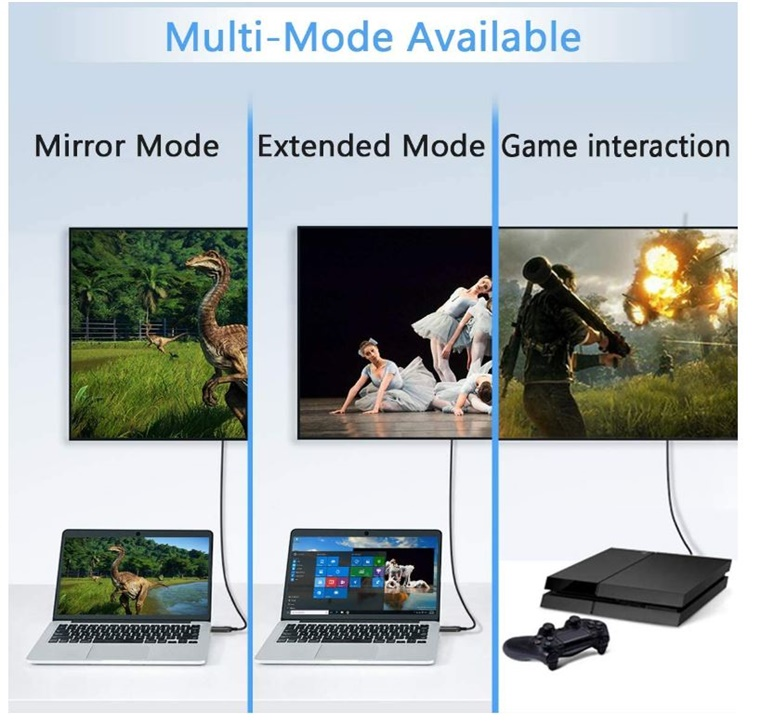 Dây cáp QGeeM HDMI 2.0 chuẩn 4K tốc độ cao 18 Gbps dài 10m đen, vỏ hợp kim kẽm, cáp HDMI-Hàng Chính Hãng
