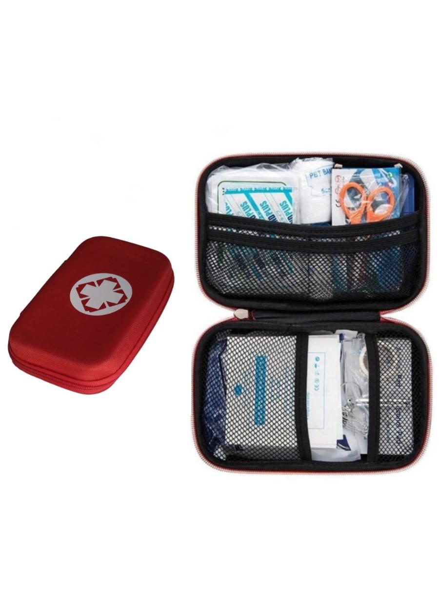 Hộp túi form cứng đựng đồ dùng y tế sơ cứu khẩn cấp nhỏ gọn, chống sốc, móp méo (không gồm dụng cụ y tế)- Hàng chính hãng