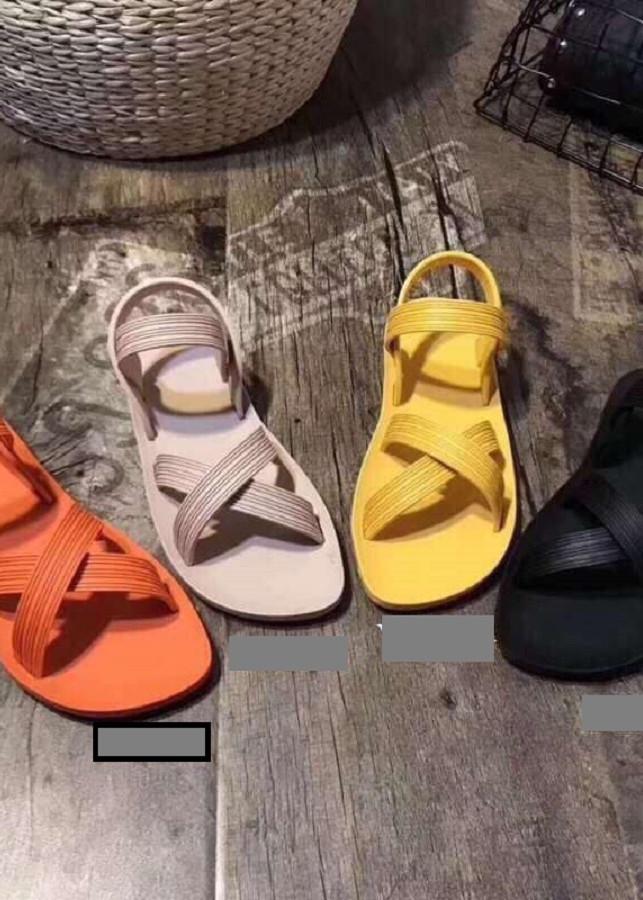 Sandal Nữ Quai Chéo