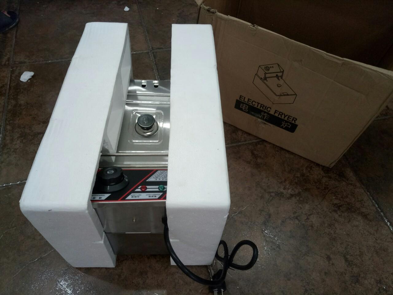 Bếp chiên nhúng điện BC-81 loại 1 dung tích nồi 5.5L
