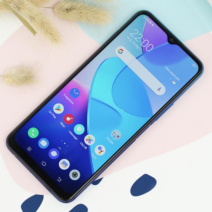 Điện Thoại Vivo Y20 (4GB/64GB) - Hàng Chính Hãng