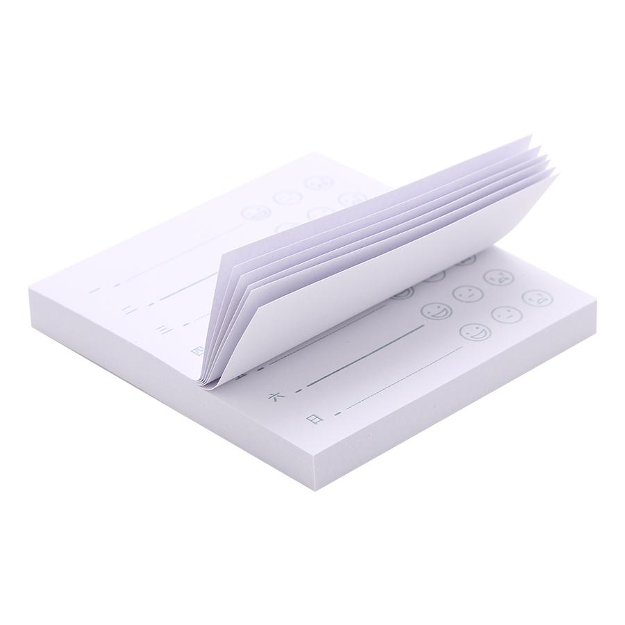 Giấy Note Hình Vuông Kẻ Ngang LB-00063 - Mood