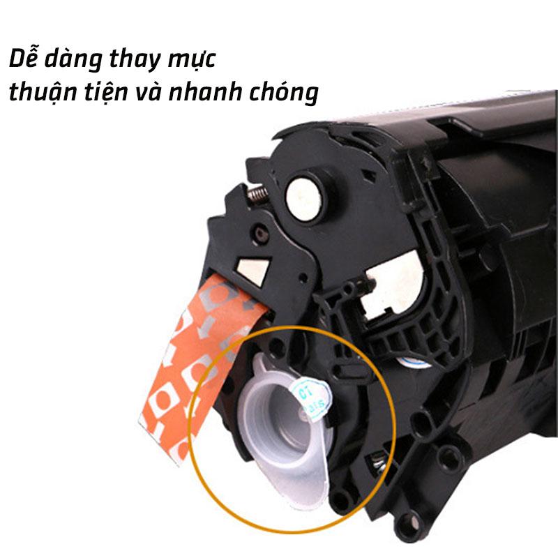 Combo 2 Hộp mực 12A hộp mực máy in cho Canon 2900 HPQ2612A 1020 M1005 M1010 1018 - Hàng chính hãng
