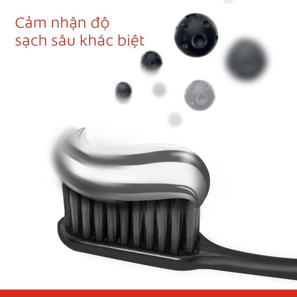 Bộ 10 Kem đánh răng Colgate giảm chảy máu nướu Total than hoạt tính bảo vệ toàn diện 35gr/tuýp