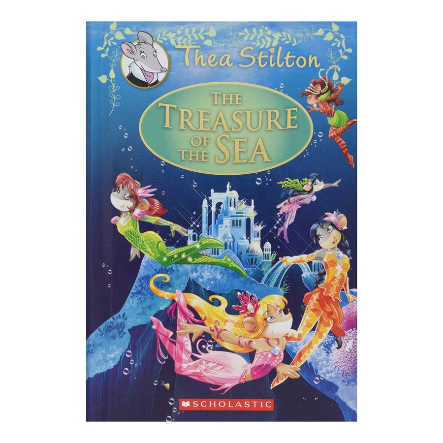 Thea Stilton Special Edition Book 5: The Treasure Of The Sea