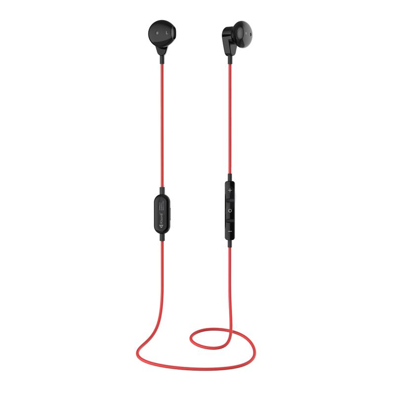 Tai nghe bluetooth stereo Kisonli AP-2 siêu nhẹ - chuyên thể thao (đen) HÀNG CHÍNH HÃNG