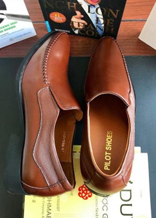 Giày da bò AT015