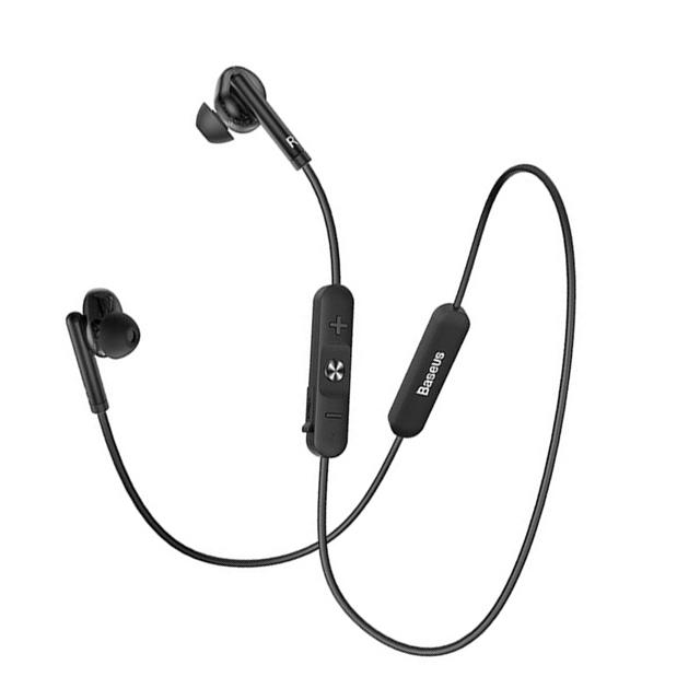Tai nghe thể thao wireless V5.0 phong cách (Đen)- Hàng chính hãng