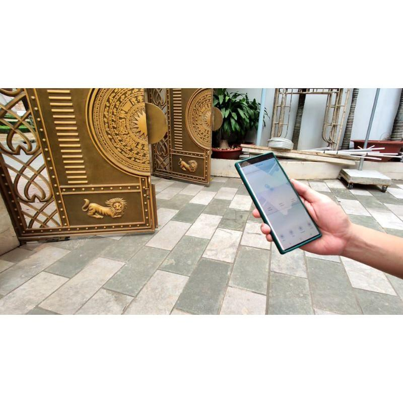 Công Tắc điều khiển Cửa Cuốn Cửa Cổng đa năng bằng wifi / 4G
