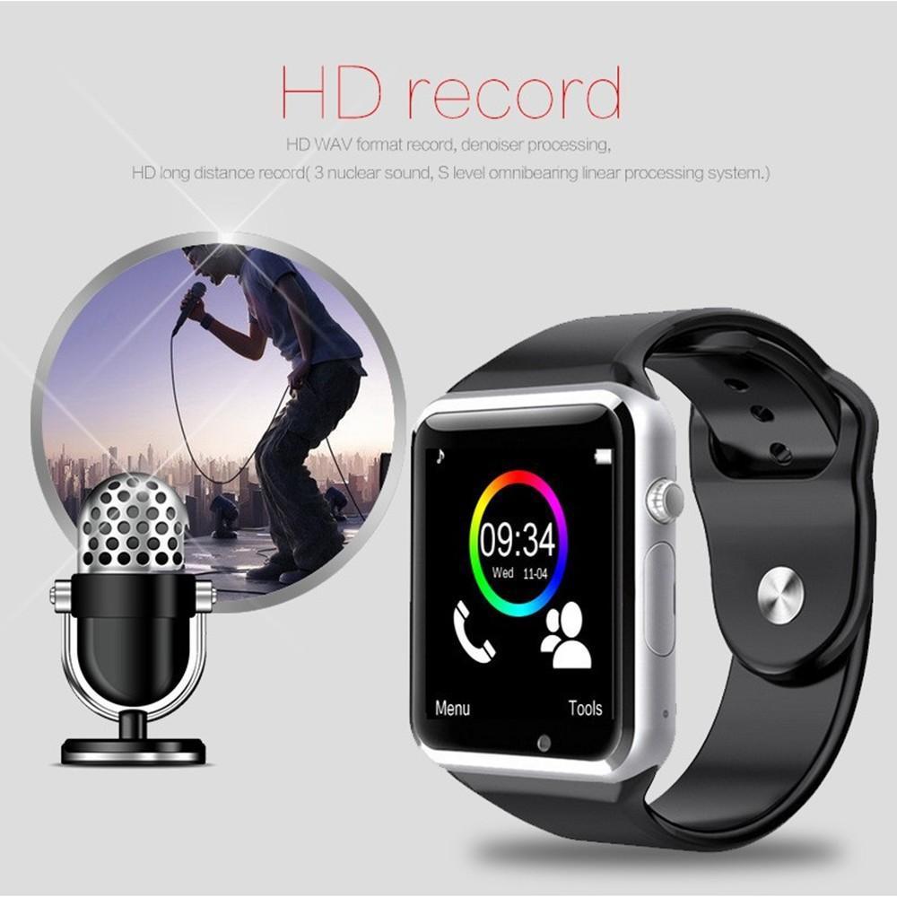 Đồng hồ thông minh A1 nghe gọi nhắn tin như chiếc điện thoại độc lập